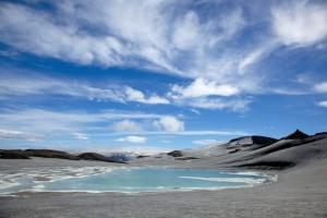 Reisebericht Island 2011 - Laugavegur
