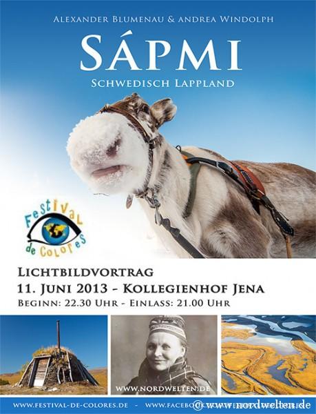 Lappland-Vortrag
