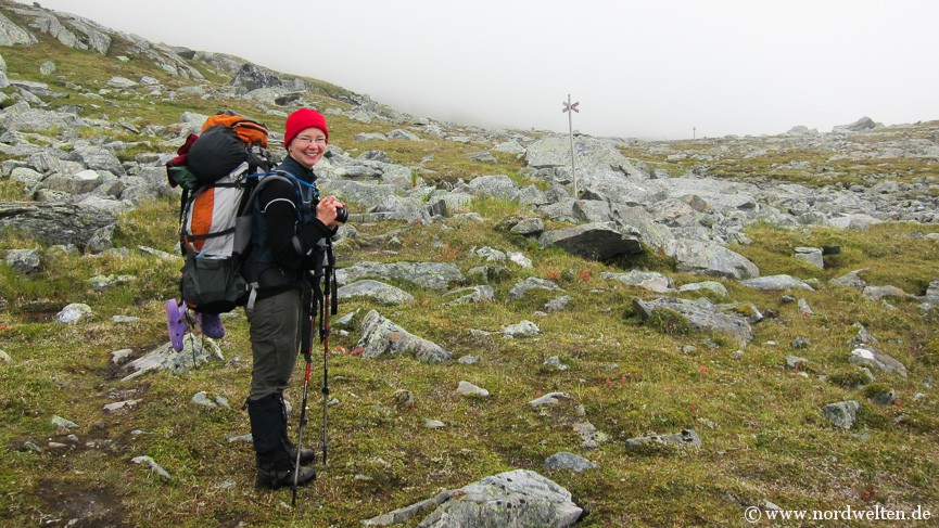 Trekking mit der Olympus PEN E-PL5